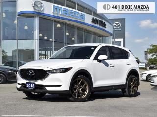 Used 2018 Mazda CX-5 GS |NO ACCIDENTS|ONE OWNER|1.99% FINANCING AVAILAB for sale in Mississauga, ON