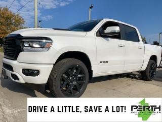 New 2021 RAM 1500 Sport | Night Edition | Lvl 2 | Leather | Hitch | for sale in Mitchell, ON