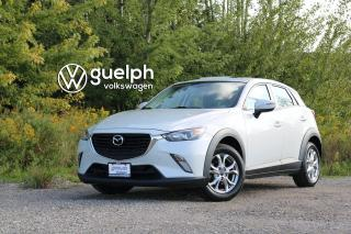 Used 2016 Mazda CX-3 GS | Bluetooth, Navigation, Heated Front Seats for sale in Guelph, ON