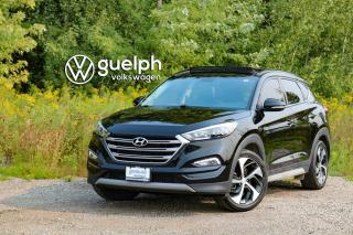 Used 2017 Hyundai Tucson Limited | Heated Front & Rear Seats, Heated Wheel for sale in Guelph, ON
