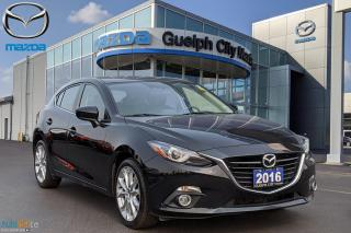 Used 2016 Mazda MAZDA3 Sport GT at for sale in Guelph, ON