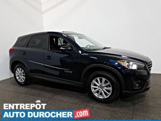 Used 2016 Mazda CX-5 GS TOIT OUVRANT - A/C - Caméra de Recul for sale in Laval, QC