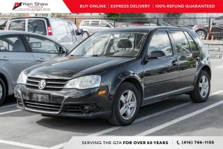 Used 2009 Volkswagen City Golf for sale in Toronto, ON