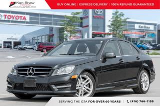 Used 2014 Mercedes-Benz C-Class 4MATIC® for sale in Toronto, ON