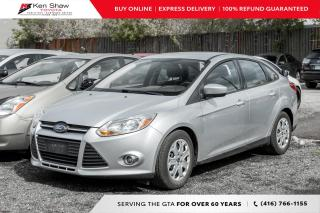 Used 2012 Ford Focus for sale in Toronto, ON