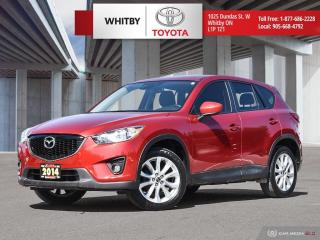 Used 2014 Mazda CX-5 GT for sale in Whitby, ON
