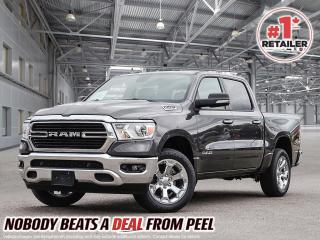 New 2021 RAM 1500 Big Horn for sale in Mississauga, ON