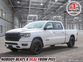 New 2021 RAM 1500 Sport Night Edition for sale in Mississauga, ON