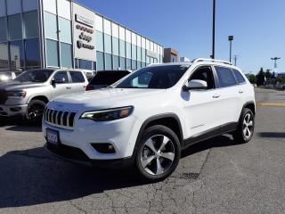 New 2020 Jeep Cherokee PANO ROOF TRAILER TOW TECH GROUP SAFETY TECH for sale in Pickering, ON