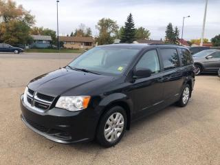 Used 2018 Dodge Grand Caravan CVP for sale in Edmonton, AB