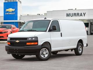 New 2020 Chevrolet Express CARGO for sale in Winnipeg, MB