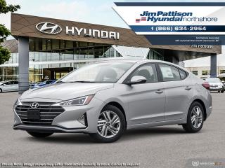 New 2020 Hyundai Elantra Preferred for sale in North Vancouver, BC