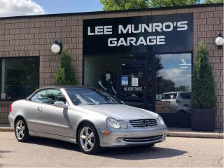 Used 2005 Mercedes-Benz CLK 3.2L for sale in Paris, ON