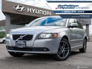 Used 2010 Volvo S40 T5 A SR for sale in North Vancouver, BC