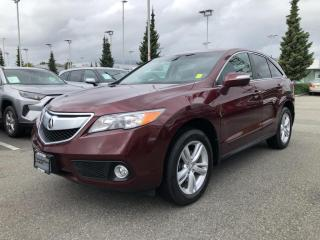 Used 2015 Acura RDX w/Technology Package for sale in North Vancouver, BC