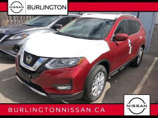 New 2020 Nissan Rogue AWD SV for sale in Burlington, ON