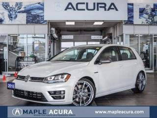Used 2016 Volkswagen Golf R 2.0 TSI for sale in Maple, ON