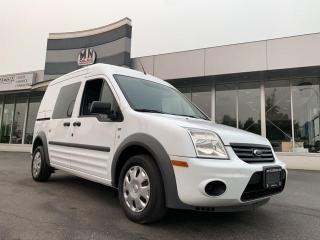 Used 2012 Ford Transit Connect XLT WORK CARGO FULLY RECONDITIONED for sale in Langley, BC