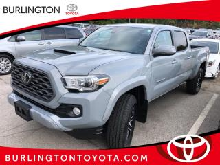 New 2020 Toyota Tacoma 4x4 Double Cab Auto for sale in Burlington, ON
