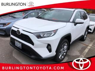 New 2020 Toyota RAV4 XLE AWD for sale in Burlington, ON