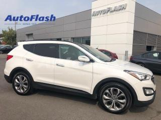 Used 2015 Hyundai Santa Fe Sport 2.0T Limited AWD *Blind-Spot *GPS/Camera for sale in Saint-Hubert, QC