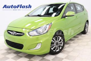 Used 2013 Hyundai Accent GLS *M6 *Bluetooth *Toit-Ouvrant/Sunroof for sale in Saint-Hubert, QC
