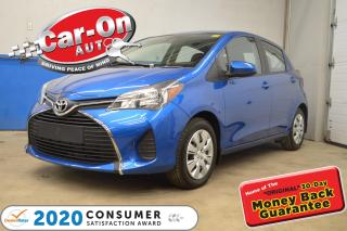 Used 2017 Toyota Yaris LE SUPER CLEAN w/ SAFETY SENSE for sale in Ottawa, ON