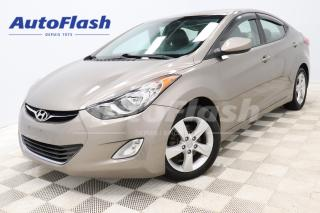 Used 2013 Hyundai Elantra GLS *Mags *Fog *Bluetooth *Toit-Ouvrant/Sunroof for sale in Saint-Hubert, QC