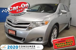 Used 2015 Toyota Venza LE AWD LOW KMS | ONE OWNER for sale in Ottawa, ON