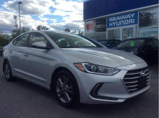 Used 2017 Hyundai Elantra GL - Apple Car Play - Bluetooth - Heated Seats for sale in Cornwall, ON