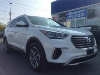 Used 2019 Hyundai Santa Fe XL Luxury AWD - 6 Passenger - Navigation - Leather for sale in Cornwall, ON