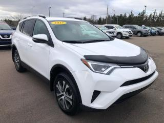 Used 2017 Toyota RAV4 LE AWD for sale in Charlottetown, PE
