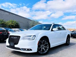 Used 2018 Chrysler 300 S|AWD|PANORAMIC|HEATED SEATS|REAR VIEW|PARKING SENSORS! for sale in Brampton, ON