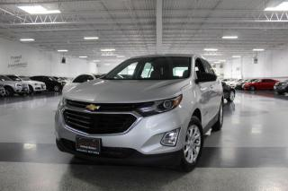Used 2018 Chevrolet Equinox LS NO ACCIDENTS I REAR CAM I REMOTE START I H. SEATS I BT for sale in Mississauga, ON