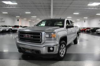 Used 2015 GMC Sierra 1500 SLT NO ACCIDENTS I NAVIGATION I LEATHER I REAR CAM I H. SEAT for sale in Mississauga, ON
