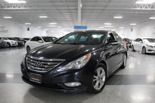 Used 2011 Hyundai Sonata LIMITED I NO ACCIDENTS I NAVIGATION I LEATHER I SUNROOF I BT for sale in Mississauga, ON