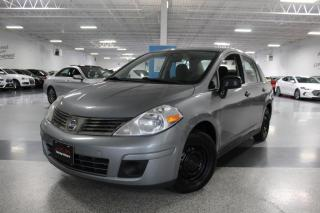 Used 2009 Nissan Versa POWER OPTIONS I DRIVES WELL I AS IS for sale in Mississauga, ON