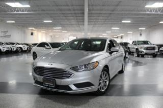 Used 2017 Ford Fusion SE I REAR CAM I KEYLESS ENTRY I POWER OPTIONS I BLUETOOTH for sale in Mississauga, ON