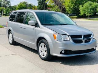 Used 2018 Dodge Grand Caravan Crew 2WD for sale in Toronto, ON