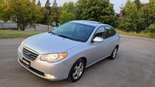 Used 2008 Hyundai Elantra 4DR SDN for sale in Mississauga, ON