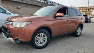 Used 2015 Mitsubishi Outlander 4WD 4dr ES for sale in Calgary, AB
