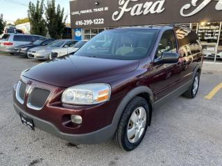 Used 2008 Pontiac Montana SV6 for sale in Scarborough, ON