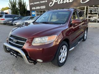 Used 2007 Hyundai Santa Fe 3.3L Limited AWD for sale in Scarborough, ON