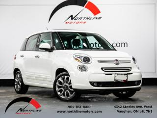 Used 2014 Fiat 500 L Sport|Pano Roof|Beats Audio|Bluetooth|A/C for sale in Vaughan, ON
