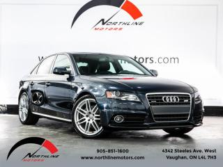 Used 2012 Audi A4 2.0T Quattro|Premium Plus|Navigation|Blindspot|Sunroof for sale in Vaughan, ON