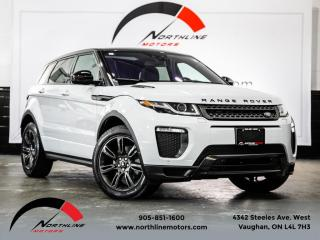Used 2018 Land Rover Evoque Landmark Special Edition Navigation Pano Roof Camera for sale in Vaughan, ON