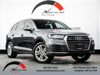 Used 2017 Audi Q7 3.0T Progressiv|S-Line|Navigation|360 Camera|Blindspot for sale in Vaughan, ON