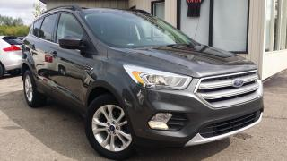 Used 2017 Ford Escape SE FWD - BACK-UP CAM! HEATED SEATS! CAR PLAY! for sale in Kitchener, ON