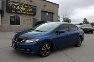 Used 2014 Honda Civic Sedan MANUAL,SUNROOF,BACKUP CAMERA,SIDE CAMERA for sale in Newmarket, ON
