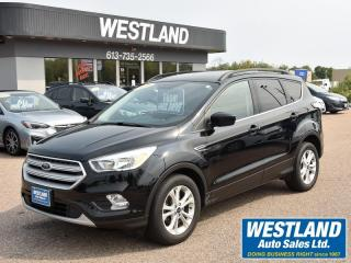 Used 2018 Ford Escape SE for sale in Pembroke, ON